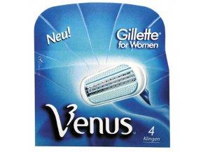Gillette Women Venus náhradní hlavice 4ks