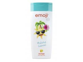 emoji ananas kokos sprchovy gel 250ml nemecko