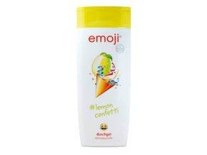 emoji citron limetka sprchovy gel 250ml nemecko