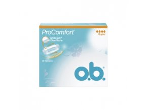 O.B. Pro Comfort Super 48ks tamponů