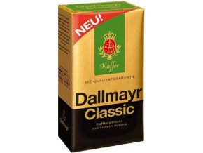 dallmayr classic 500g mleta kava