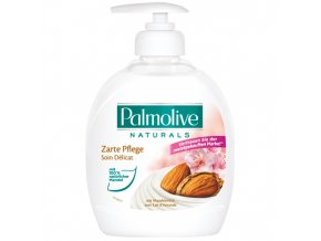 Palmolive tekuté mýdlo 300ml mandlové mléko
