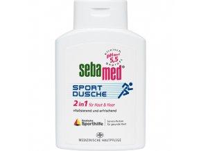 Sebamed Sprchový gel pro sportovce 2v1 200ml