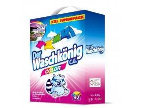 Waschkönig Color Prášek na praní XXL 92 Pracích cyklů