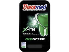 Theramed X-ite Fresh Explosion zubní pasta 75ml
