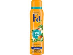 fa deospray bali kiss 150 ml