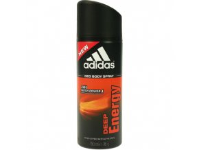 Adidas Deodorant 150ml Deep Energy