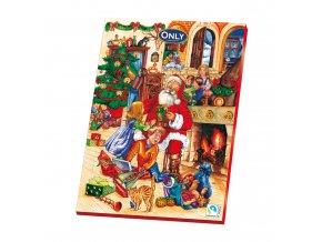 Milk chocolate Advent calendar 75g Image 3 Zoom image