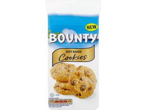 Bounty Soft Baked Cookies 180g z1