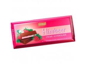 boehme himbeer creme schokolade 100g 1
