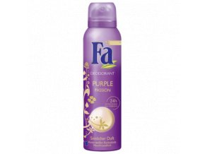 Fa Deodorant 150ml Purple Passion