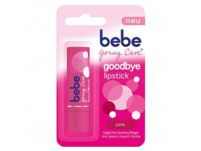 Bebe Young Care Balzám na rty Pink 4,9g