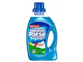 Weisser Riese Gel na praní 15 Pracích cyklů