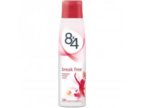 8x4 Deodorant 150ml Break Free