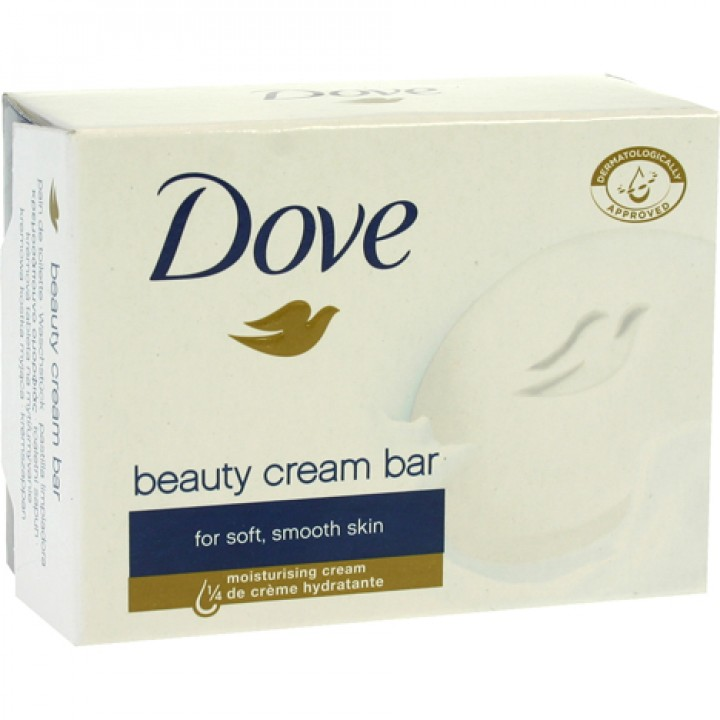 Dove tuhé mýdlo 100g Beauty Cream