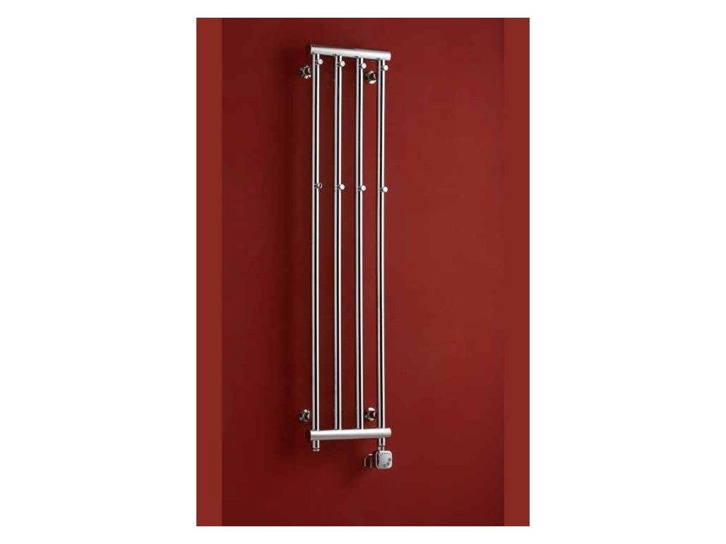 PMH Coral 275 x 1200 mm C4C koupelnový radiátor chrom
