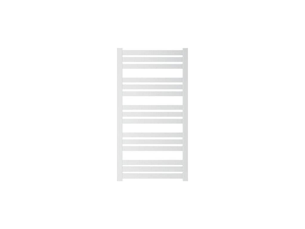 Sapho NEVEL otopné těleso 555x773mm, 324 W, bílá NV608
