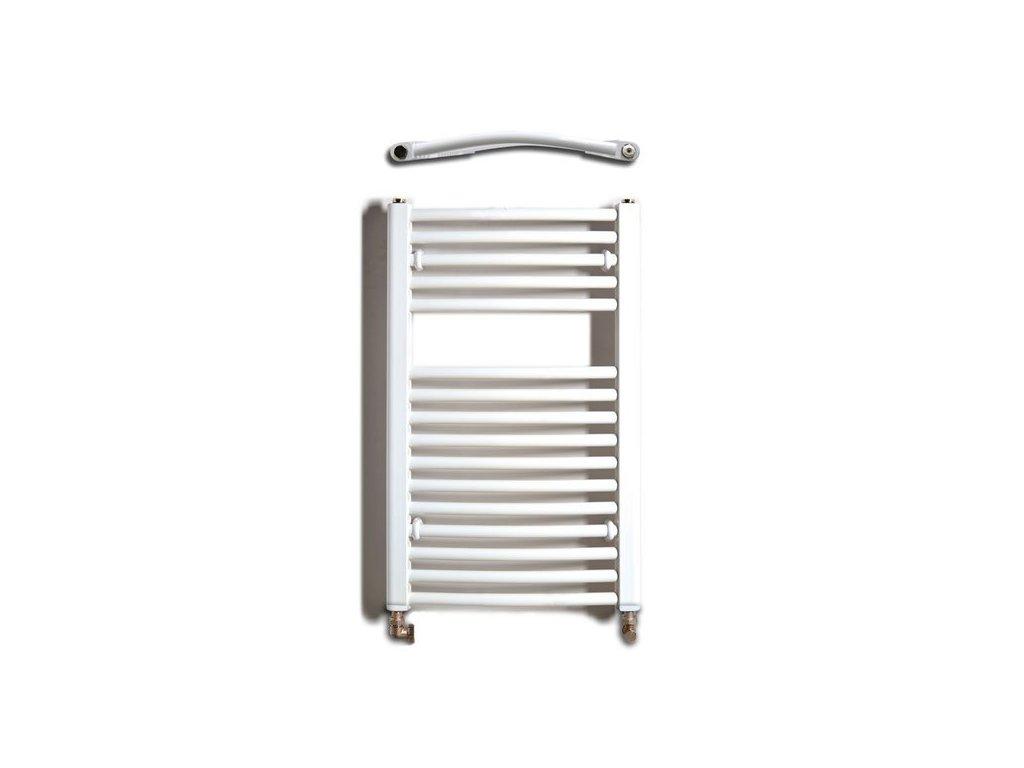 Thermal Trend KDO 450 x 720 kombinovaný topný žebřík oblý KDO 450/720