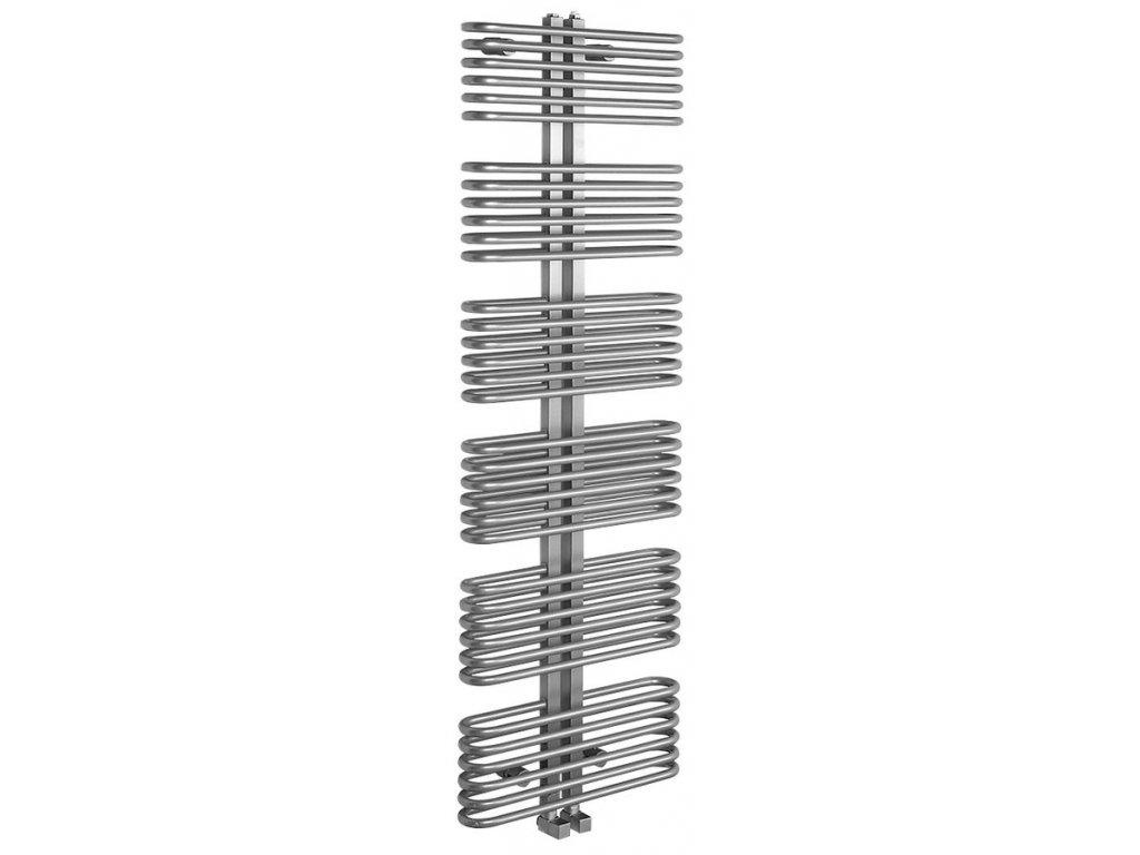 Sapho ASTRA otopné těleso 500x1610 mm, 1230 W, stříbrná AS718