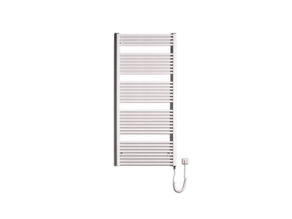 Thermal Trend KD-E 750 x 1680 elektrický topný žebřík rovný, 800W KD-E 750/1680