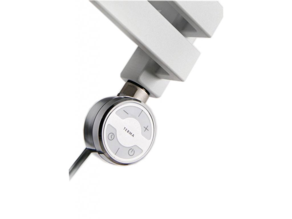 Sapho MOA topná tyč s termostatem, 300 W, chrom MOA-C-300