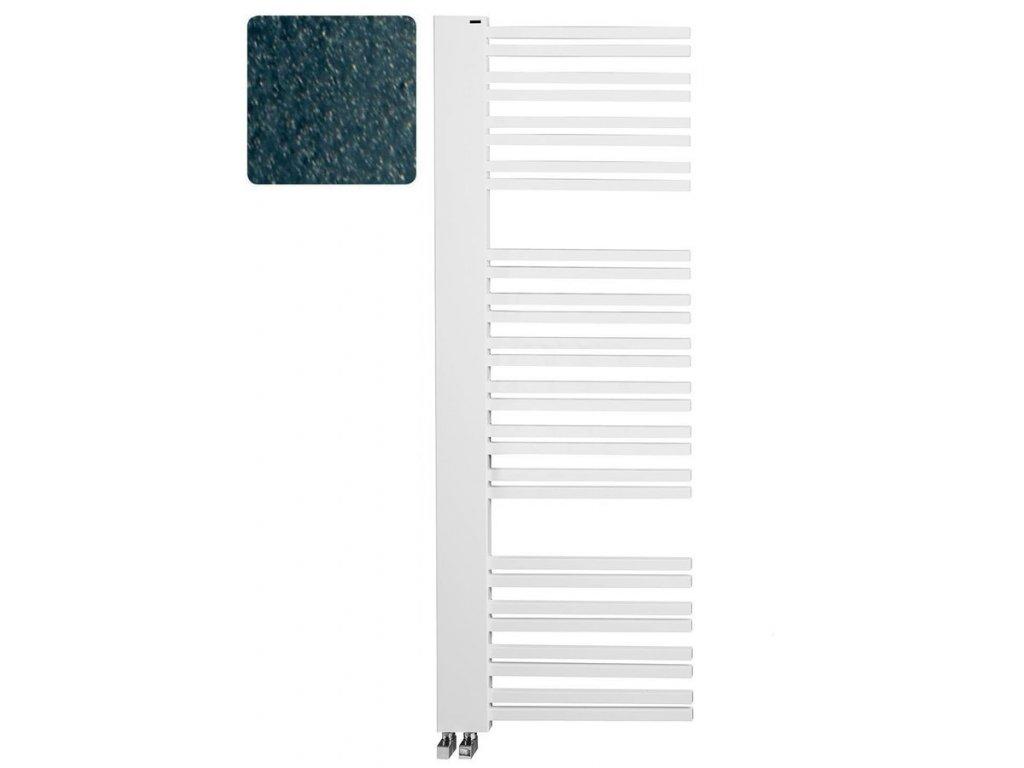 SAPHO COLLEZIONE ALTALENA otopné těleso na ústřední vytápění - metalická antracit x 600 x 1610 IR176