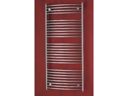 PMH Blenheim 750 x 1290 mm B6MS koupelnový radiátor metalická stříbrná