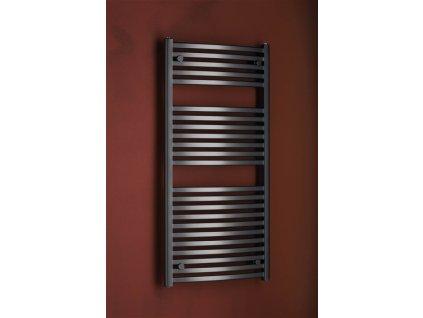 PMH Marabu 450 x 783 mm M1A koupelnový radiátor antracit