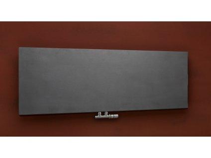 PMH Pegasus 1208 x 500 mm PGLSS koupelnový radiátor kartáčovaná nerez