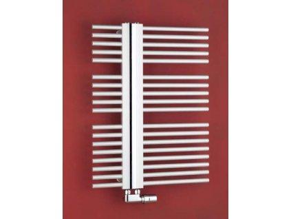 PMH Helios-Alu 600 x 800 mm HE1C koupelnový radiátor chrom