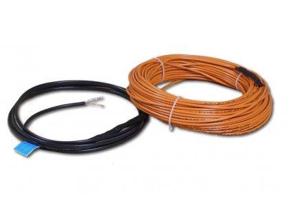 Sapho WARM TILES topný kabel do koupelny 3,8-4,6m2, 600W WTC40
