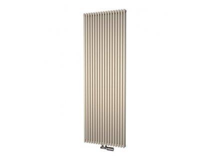 Isan Aruba Double radiátor do koupelny 1800/480 SP DARD18000480