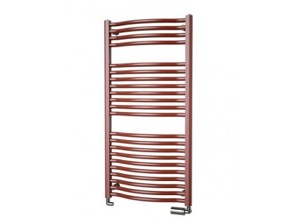Isan Linosia Plus koupelnový žebřík 1765/600 MINI 700W CHROM DLIP17650600