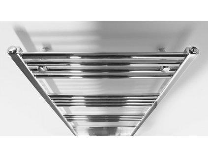 SAPHO ALYA otopné těleso rovné 600 x 1760mm, 560W, chrom 1120-12