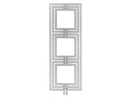 93525 tripoli otopne teleso 600x1620mm 741 w stribrna strukturalni l 616s