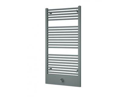 Isan Palmyra Valve 775 x 600 mm koupelnový radiátor bílý DPKL07750600SM01