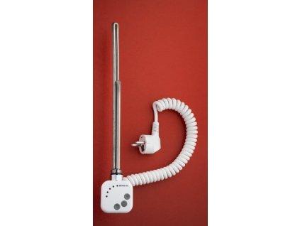 PMH HT2 elektrická topná tyč 800 W, barva bílá