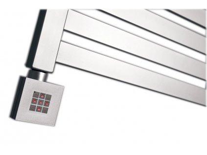 Sapho KTX topná tyč s termostatem, 300 W, stříbrná KTX-S-300