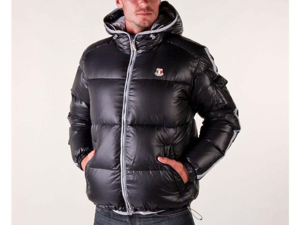 c272e7341a Pánska zimná bunda DOLOMITE KARAKORUM EVO black - TOP OUTLET
