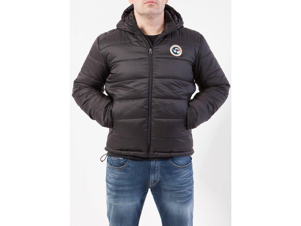 1414add64a94 Pánska čierna zimná bunda Napapijri Pánska čierna zimná bunda Napapijri ...