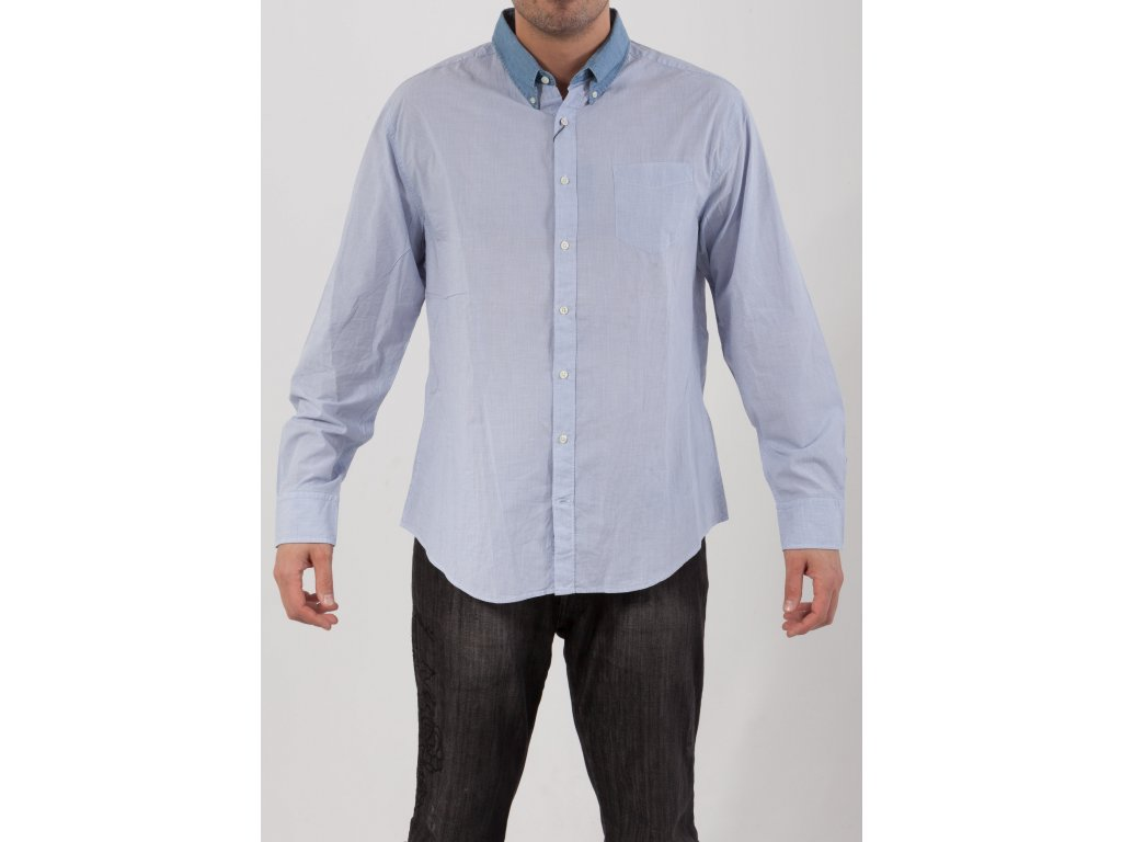 f4eff548cfc2 Pánska športovo elegantná košeľa Gant - TOP OUTLET