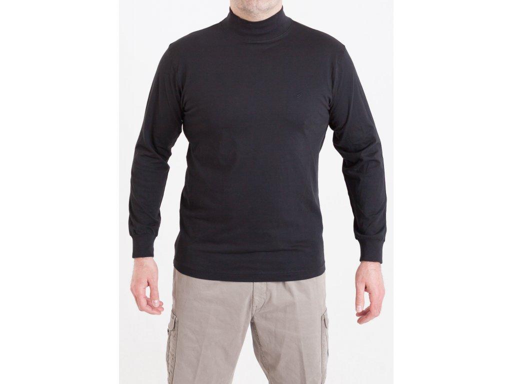 Pánske tričko so stojačikom Daniel Hechter - TOP OUTLET ab263b47f23