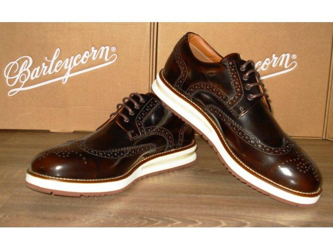Hnedé topánky Barleycorn