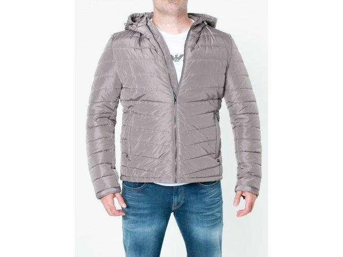 Pánska bledohnedá zimná bunda Antony Morato