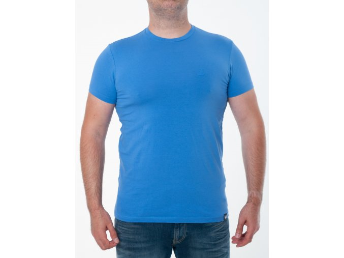 Pánske bledomodré tričko Armani Jeans