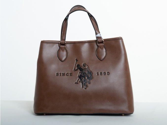 Hnedá kabelka U.S. POLO ASSN.
