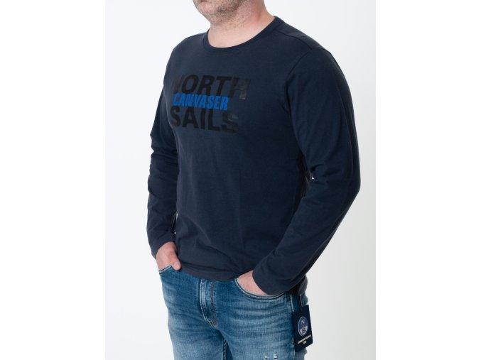 Pánske modré tričko North Sails