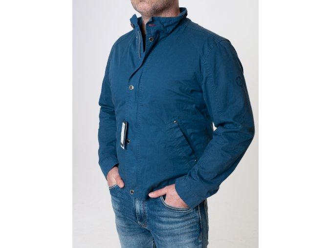 Pánska modrá prechodná bunda Daniel Hechter