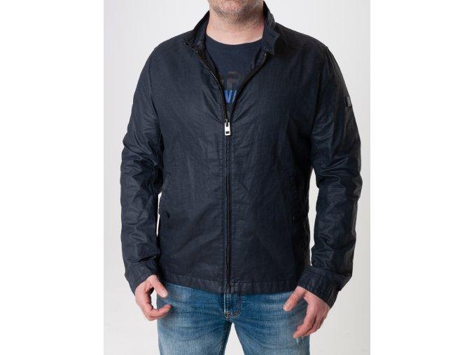 Hugo Boss pánska bunda čierna