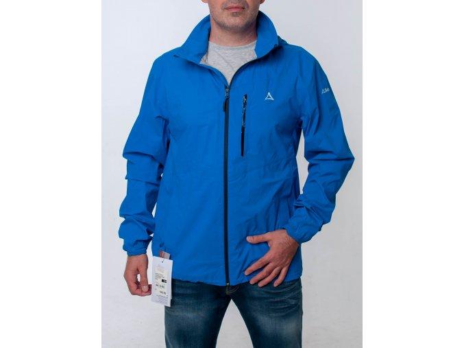Nepremokavá modrá bunda Schöffel